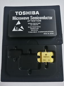 1pcs Toshiba Tim0910 8f Microwave Power Gaas Fet 9 5 To 10 5 Ghz