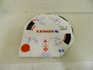 Lenox Carbon Steel Band Saw Blade Coil Stock 1 4 X 100 X 0 025 4022nec1464