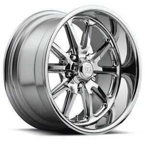 Us Mags Rambler U110 20x8 1 Chrome Wheel 5x114 3 5x4 5 Qty 1