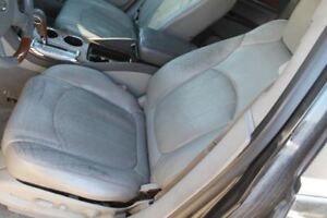 2009 2011 Buick Enclave Left Front Driver Bucket Seat Gray Leather Power 653057
