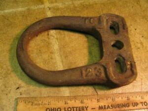 Oliver Plow Clevis Tc123 John Deere International Moline Allis Puller Tractor