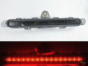 Smoke Led 3rd Third Brake Light For 10 14 Ford Mustang