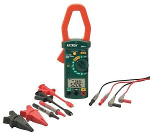 Extech Clamp on Power Meter 600kw 1000a 380976 k
