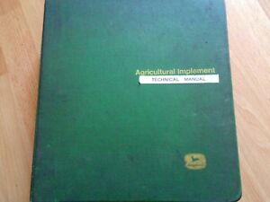 John Deere 655 755 855 955 756 856 Tractor Technical Repair Manual Tm1360 Oem