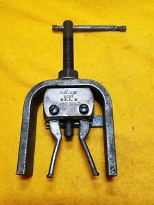 Old Forge 2537 Pilot Bearing Puller Close Quarters Small Bearing Usa