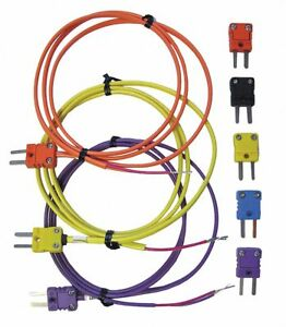 Meriam Z9a84 Thermocouple Wiring Kit For M130 5enl1