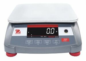 Ohaus Rc41m6 Counting Scale 6kg Capacity Digital