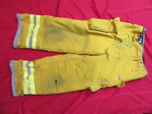 Lion Body Guard 30 X 26 Firefighter Turnout Gear Bunker Gear Pants Thermal Liner