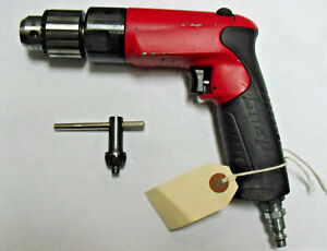 Snap On 3 8 Air Drill Pdr3000 Tested Free Shipping