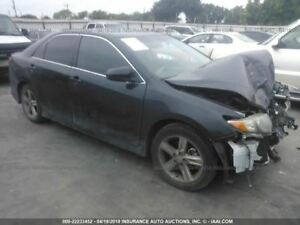2012 2014 Toyota Camry Power Side View Mirror Right Passenger Non Heated 598896