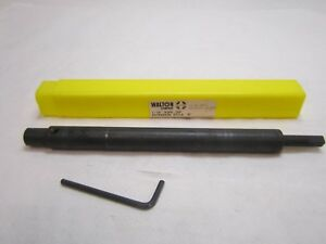 Walton 41006 1 16 Pipe Tap Extension 1 4 Shank 8 Overall Length 3 4 Max Tap