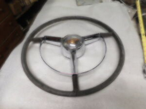 1949 Pontiac Steering Wheel Horn Ring