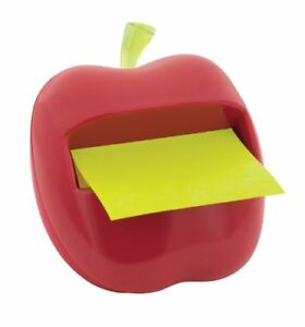3m Office Products Post it Pop up Notes Dispenser 3 X 3 inch Notes apple