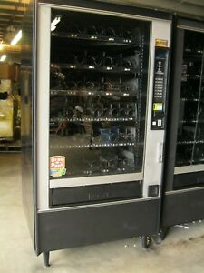Crane National 157d Snack Food Candy Vending Machine Sale