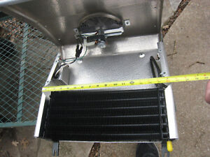 Heatcraft Tak10ag Reach in Unit Cooler Evaporator Air Defrost Refrigeration