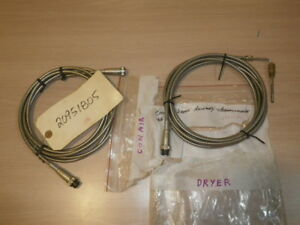 Set Of Conair Rtd Sensor And Extention Number 20951805 rtd And 20951801 rtd