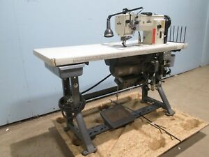 adler 467fa 373 g2 hp H d Professional industrial 1hp 3ph Sewing Machine