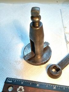 South Bend 9 10k Lathe Lantern Style Tool Post W Wrench