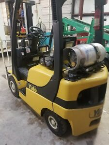 Yale Veracitor 40sx Forklift