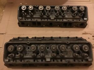 283 327 Power Pack Cylinder Heads Corvette 3795896