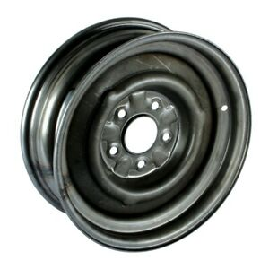 Speedway O E Style Hot Rod Raw Steel Wheel 15x5 5x4 5 3 0 Bs