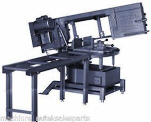 New Ellis Model 3000 Mitre Bandsaw Band Saw 13 1 2 Round At 90