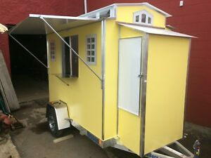 Food Concession Trailer Very Light Weight