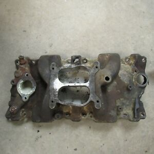 Vintage Sbc Intake   OEM, New and Used Auto Parts For All