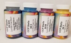 100ml Sublimation Refill Ink For Epson ricoh Compatible Refillable Cartridges