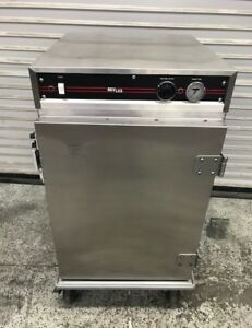 1 2 Height Heated Food Warming Cabinet Bevles Ca43 9381 Commercial Warmer Nsf