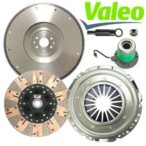 Valeo Stage 3 Df Performance Clutch Kit Slave Flywheel Fits 2005 10 Mustang 4 6l