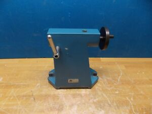 Bison Indexing Fixture rotary Table Tailstock 4mt Spindle Taper Model 5818 250