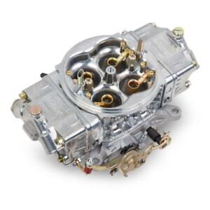 Holley 0 80577s 950 Cfm Supercharger Hp Carburetor Gold Dichromate Finish