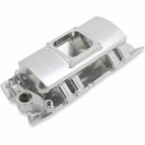Holley 835161 Sniper Sheet Metal Fabricated Intake Manifold For Big Block Chevy