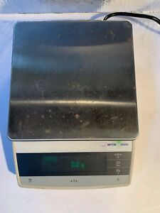 Mettler Pg8001 s Pg8001s Laboratory Analytical Balance Scale Working