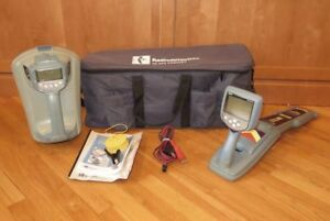 Spx Radiodetection Rd7000 Dl With Tx 3 Pipe Cable Utility Locator Set