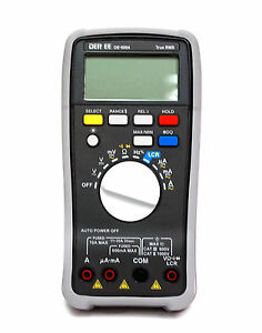 1pc Dmm Lcr Digital Multimeter Meter Trur Rms Lcr De 5004 6000 Count Der Ee