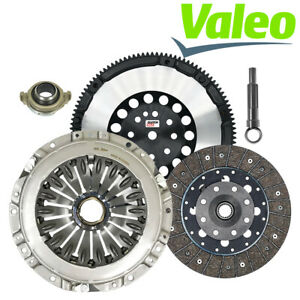 Valeo Oem Hd Clutch Kit With Chromoly Flywheel Fits 03 08 Tiburon Se Gt 2 7l V6