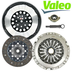 Valeo Stage 1 Clutch Kit Solid Light Flywheel For 2003 08 Hyundai Tiburon 2 7l
