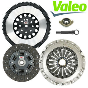 Valeo Stage 2 Clutch Kit Solid Light Flywheel For 2003 08 Hyundai Tiburon 2 7l