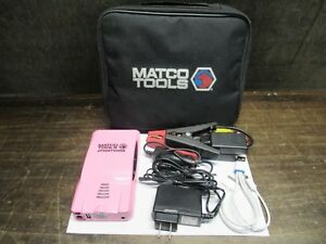 Matco Tools Versapower Minijump Portable Battery Charger Pre Owned Free Shipping