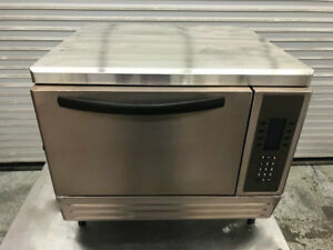 Rapid Cook High Speed Convection Microwave Oven Turbochef Ngc 2012 Model 9414
