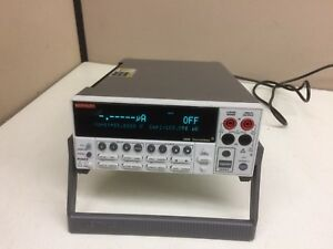 Keithley 2400 Sourcemeter 200v 1a Meter