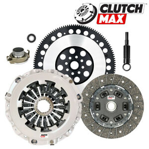 Oem Hd Clutch Kit 4140 Forged Flywheel For 2002 2005 Subaru Impreza Wrx Ej205