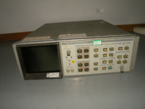 Hp Agilent Keysight Spectrum Analyzer Display Parts Repair