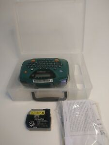Brother Label Maker P touch Pt 65 Home Hobby Thermal Printer Silver 12 Mm Tape