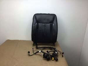 Cadillac Dts Front Right Passenger Upper Seat W Bag 2007 2008 2009 2010 2011