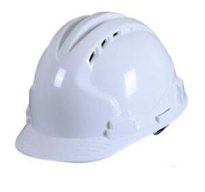 Safety Helmet Hard Hat Worker Abs Insulation Material Construction Site Bulletpr