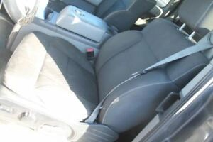 2004 2008 Ford F150 Left Front Driver Bench Seat Black Cloth Pwr Super Cab 65734