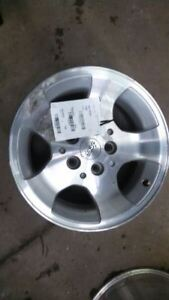 Jeep Tj Wrangler 15x8 Canyon Style Aluminum Factory Rim Wheel 5 Spoke 00 03 6284